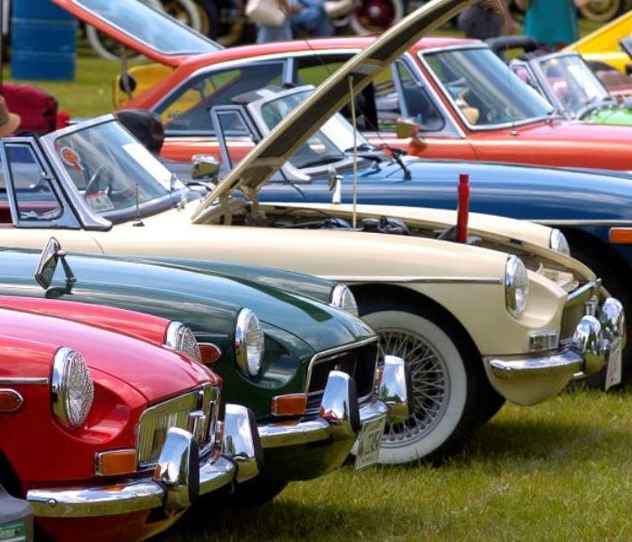 29th Annual Manchester Antique & Classic Car Show—June 6 & 7, 2015