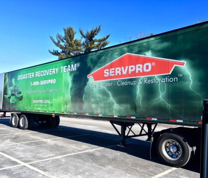 SERVPRO of Bennington & Rutland Counties Disaster Recovery Team, Vermont