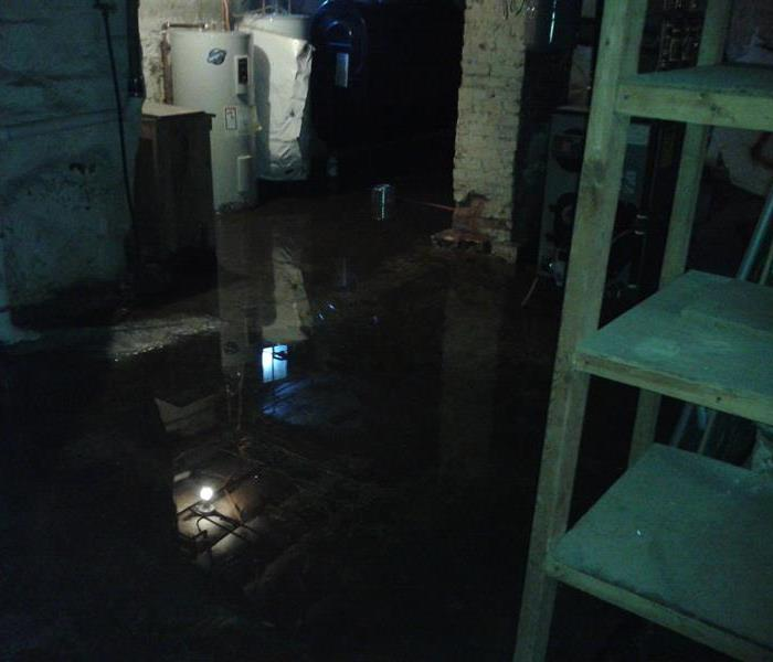 Water Damage Rutland, Vermont Residents: We specialize in Flooded Basement Cleanup and Restoration!