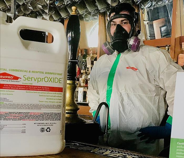 Servproxide cleaning product